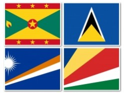 The 25 Strangest National Flags