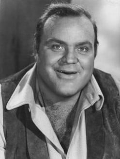 Dan Blocker a.k.a Hoss Cartwright