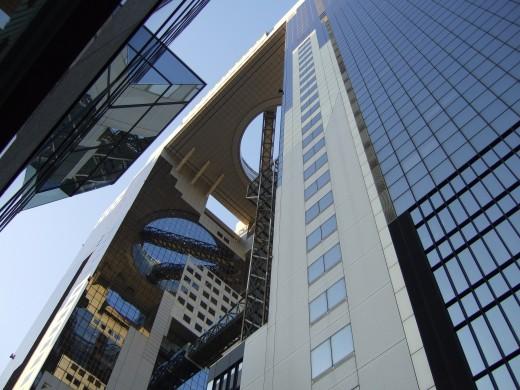 The Umeda Sky Building