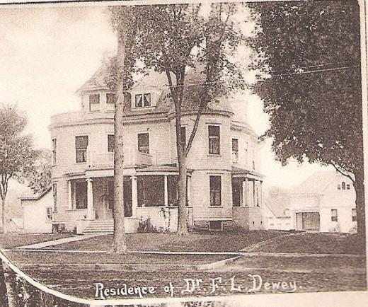 Residence of Dewey