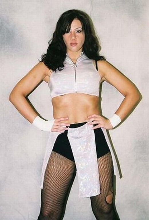 Shimmer star, Allison Danger