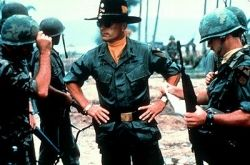 "Robert Duvall as LTC Kilgore in ""Apocalypse Now"""