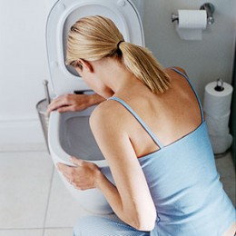 Morning Sickness is a common sign of pregnancy.