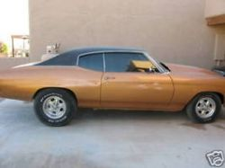 1970 Chevrolet Chevelle SS For Sale