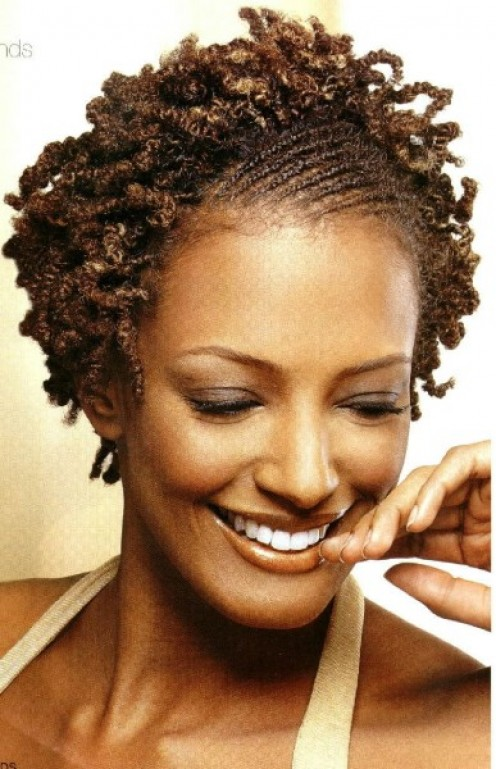 The best African American hairstyles for young girls include styles that do