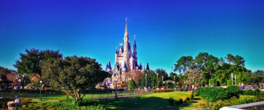 Cinderella's Castle - Magic Kingdom