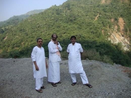 Rajinikanth in himalaya
