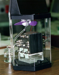 Fuel cell - Public Domain (wikimedia commons)