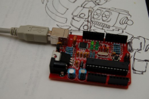 Freeduino: Completed