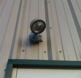 Security Flood Light