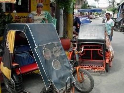 Manila Pedicab