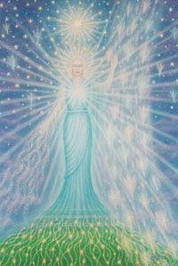 Divine Mother Artwork