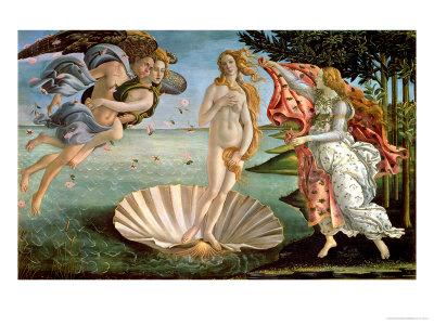 Artwork Birth of Venus