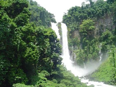 Maria Cristina Falls, Iligan City, Philippines Image Source: Wikipedia