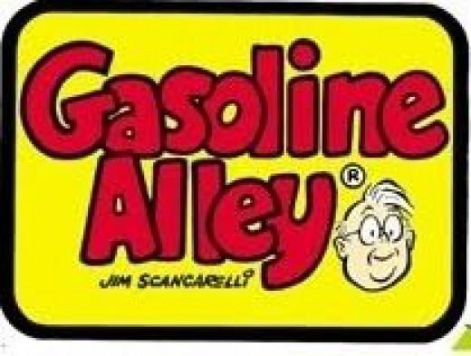Free Comics Online: Gasoline Alley