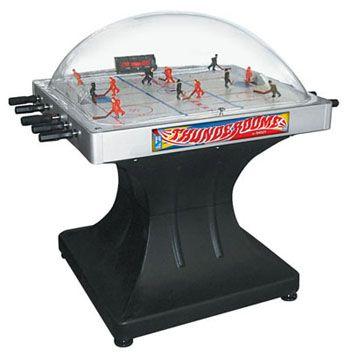 Shelti Thunderdome Bubble Hockey Table