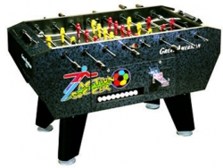 Great American Coin Operated Foosball Table