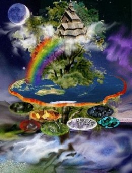 Another picture of Beautiful Yggdrasil