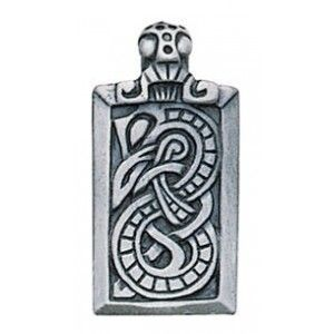 Ourobourus, an ancient serpent who was known to constantly renew itself, is worn for Security and Long Term Goals. GBP 5.93