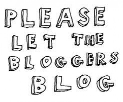 How to blog online