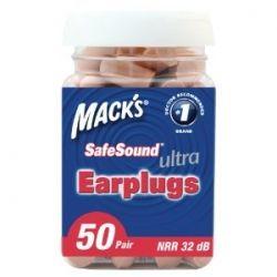 Mack's Ear Care Ultra Soft Foam Earplugs