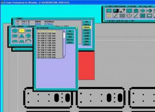 Gocder sheet metal software