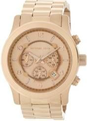 Michael Kors Men's Watch Rose Gold