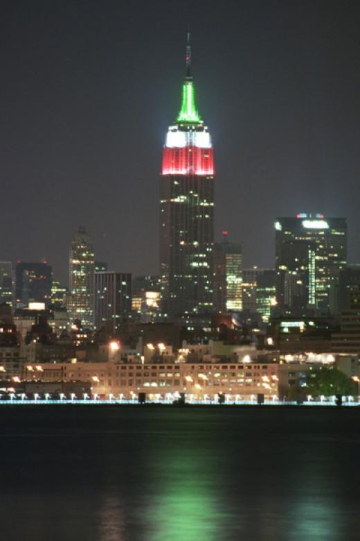 Empire State Building, New York NY