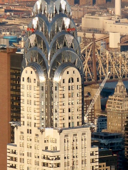Chrysler Building, New York NY