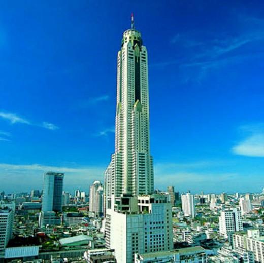 Baiyoke Tower II, Bangkok Thailand