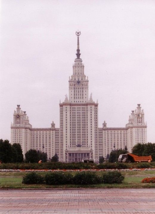 Moscow State University, Moscow Russia