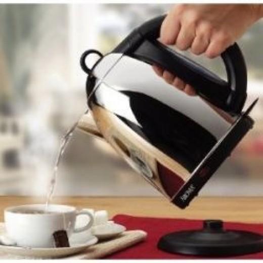electric water kettle tea