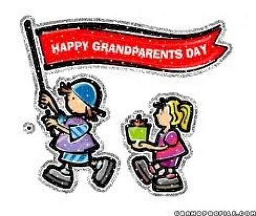 happy grannies day