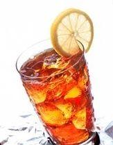 Ice-cold Lemon Tea