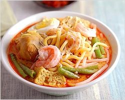 Penang Famous Curry Mee