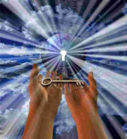 YOU hold the key to the universe in your hands