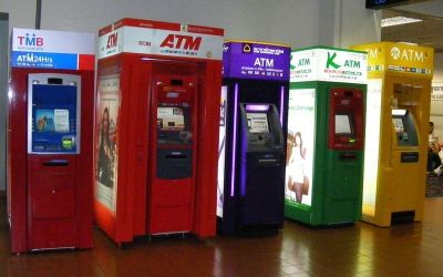 Bangkok ATMs with 150THB Fees