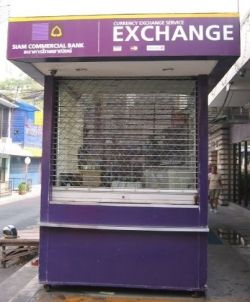 Siam Commercial Bangkok Money Exchange