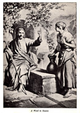Talking To The Woman At The Well