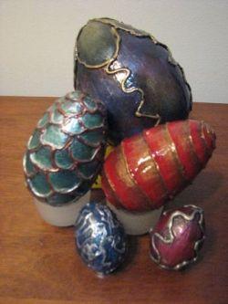 Dragon's eggs