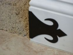 Corner Guards and Decorative Baseboard Protectors