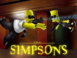 The Simpsons Matrix
