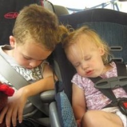 How to Survive a Road Trip With Young Children