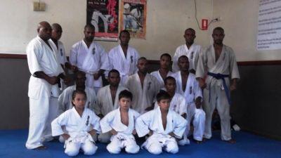 My Karate Club Members
