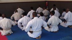 Mokuso! Meditation