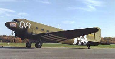 The C-47 Cargo Plane