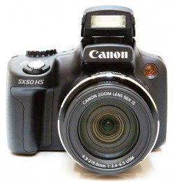 Canon Powershot SX50 HS Digital Camera – Improved Over Predecessors