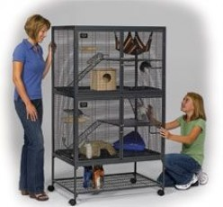 Critter Nation: One of the Best Rat Cages Ever