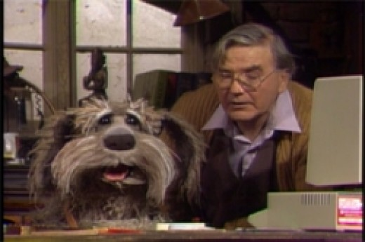 Fraggle Rock - Doc and Sprocket
