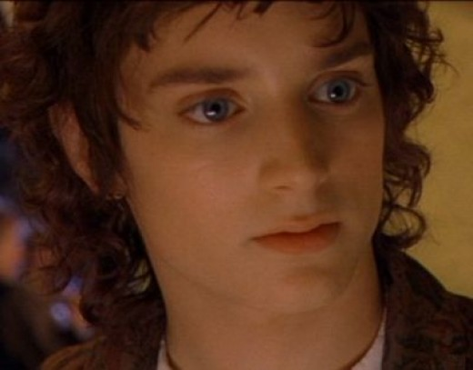 """""""Bilbo, have you been at the Gaffer's home brew?"""""""